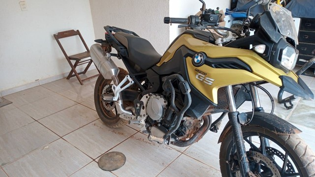 Motocicleta Bmw 750 - Foto 3