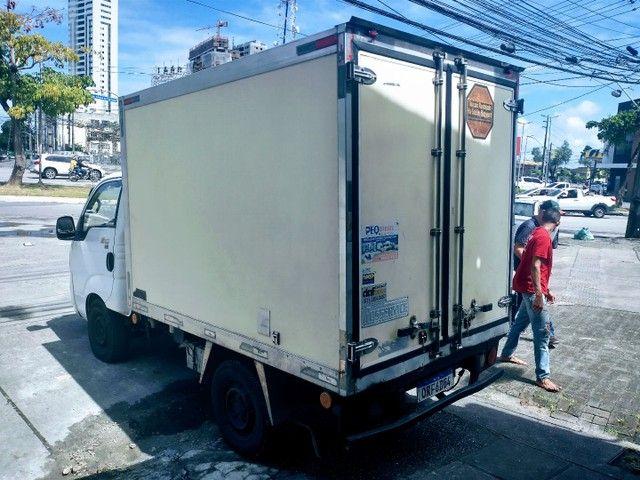 KIA K2500 Baú Frio 2014 Diesel Nova  - Foto 9