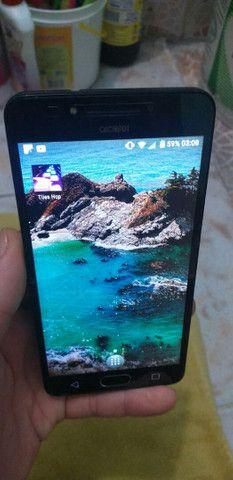 Alcatel A5 Max Led Edition 5085n - 4g 16mp 32gb - Mostruário - Foto 3