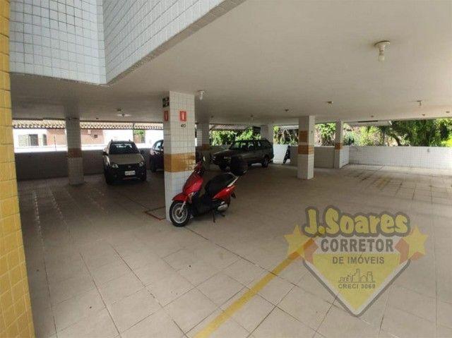 Cabo Branco, Cobertura, pisc  priv, 2 qt, 110m², 480mil, Venda, Apartamento, João Pessoa - Foto 19