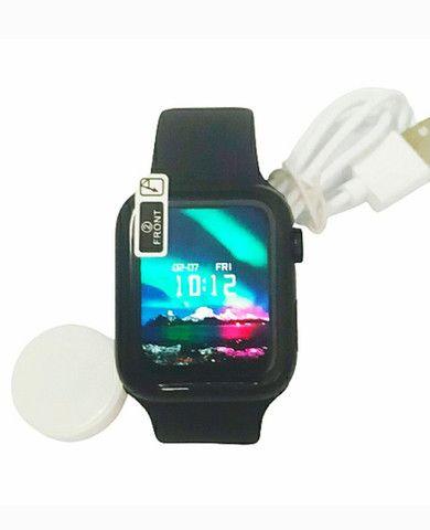 Relógio Smartwatch Iwo 13 i8 Pró Totalmente à prova d'água GPS 52 Faces Lançamento