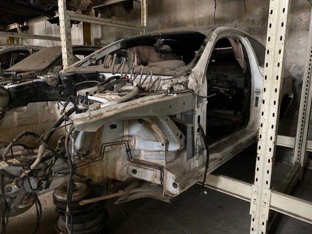 Sucata Mercedes C180 coupé 2014