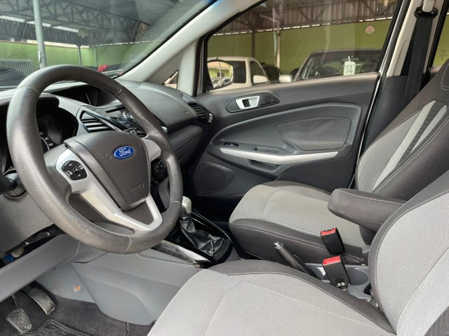 Ford EcoSport 1.6 Freestyle 2017 Única Dona - Foto 5