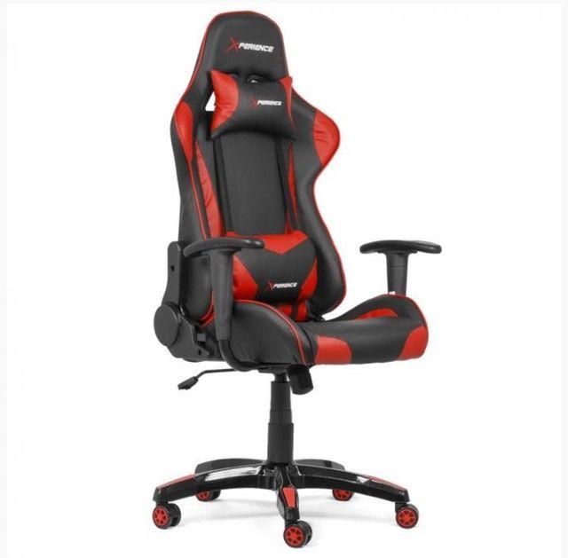 Cadeira Gamer Xperience PRO Vermelha - Foto 3