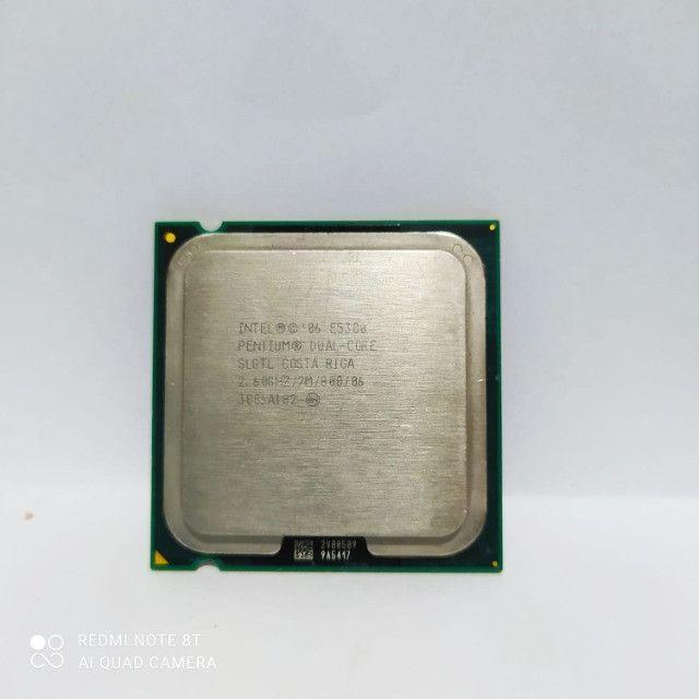 Processador Dual Core Intel