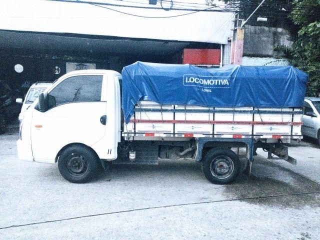 HR 2014 Diesel Nova C/ Capota e Carroceria Alta