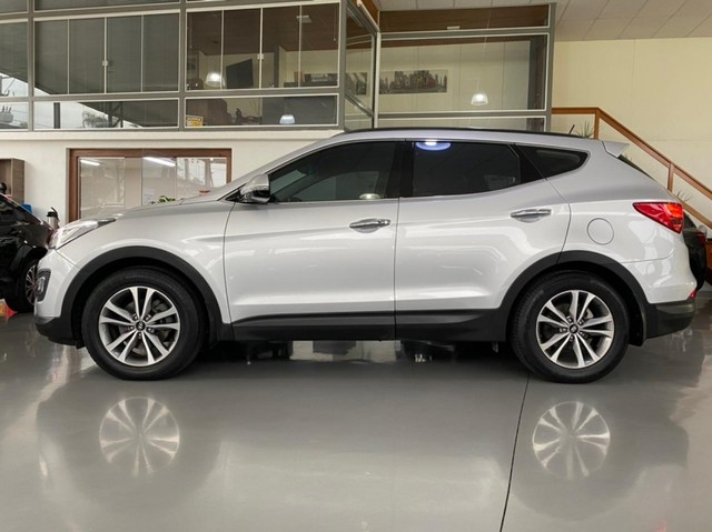 Hyundai Santa Fe 3.3 GLS / 7 LUGARES 4P - Foto 2