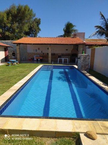Casa de praia com piscina no barro preto - Foto 8