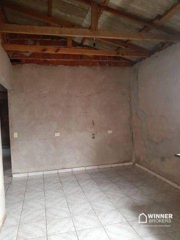 Casa com 2 dormitórios à venda, 90 m² por R$ 120.000,00 - Jardim Vitória - Cianorte/PR - Foto 8