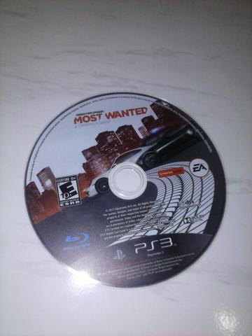 Jogo do ps3 Most Wanted
