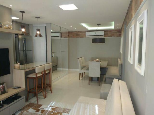 Lindo Apartamento Mobiliado - Blumenau