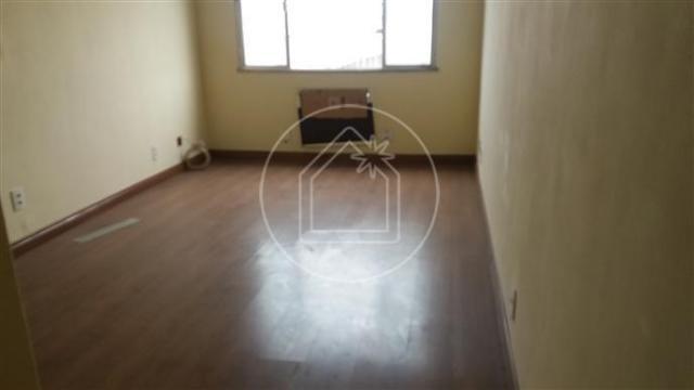 Apartamento à venda com 3 dormitórios em São cristóvão, Rio de janeiro cod:824710 - Foto 2
