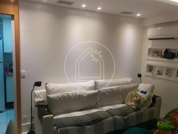 Apartamento à venda com 2 dormitórios em São cristóvão, Rio de janeiro cod:836660