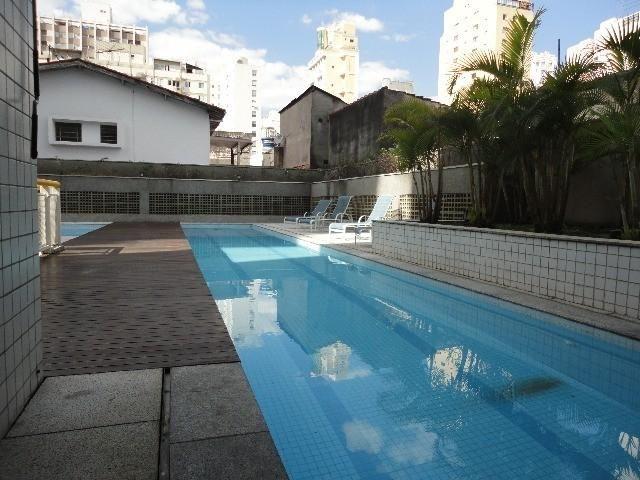 alugar flat, apartamento, 1 quarto, 1 garagem, no Itaim Bibi, São Paulo, sp - Foto 2