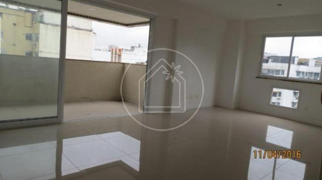 Apartamento à venda com 3 dormitórios em Tijuca, Rio de janeiro cod:808490 - Foto 2