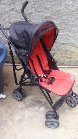 Carinha de bebê de passeio