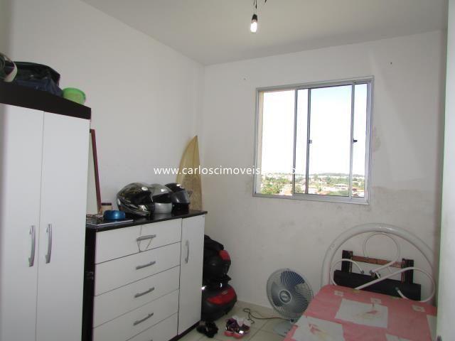 Apartamento de 02 quartos, com vista para mar em Jacaraípe - Foto 6