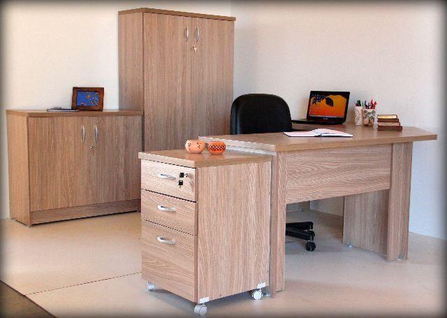 Conjunto móveis escritório direto fabrica Novos Revenda Promoção fecha mês!! - Foto 2