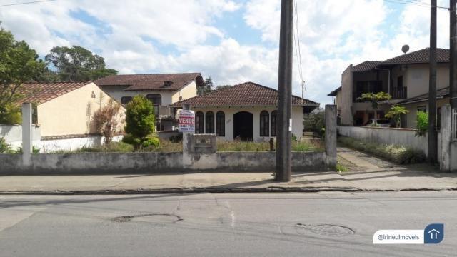 Terreno à venda em Itaum, Joinville cod:IR3647