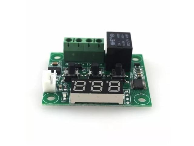 COD-AM35 Termostato Digital W1209 Chocadeira Controle De Temperatura - Foto 6