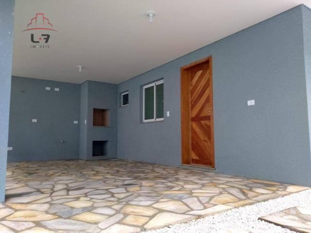 Sobrado com 3 dormitórios à venda, 196 m² por R$ 590.000 - Campo Pequeno - Colombo/PR - Foto 10