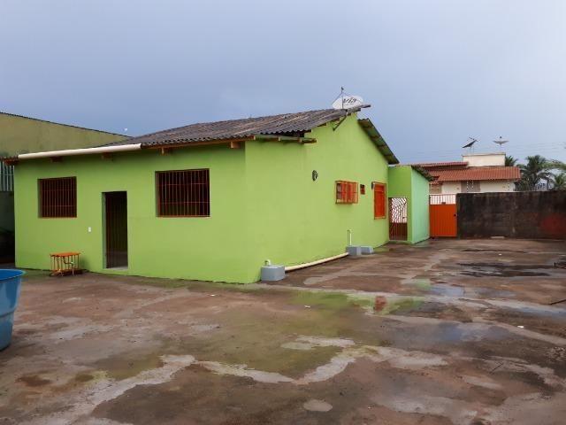 Aluga-se casa no loteamento Santo Afonso, bem localizada e rua asfaltada - Foto 2