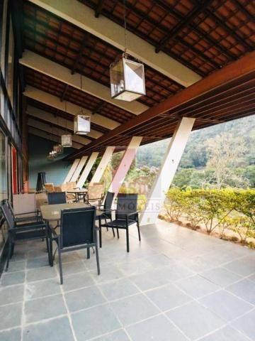 Casa com 4 dormitórios à venda, 345 m² por r$ 850.000,00 - albuquerque - teresópolis/rj - Foto 16