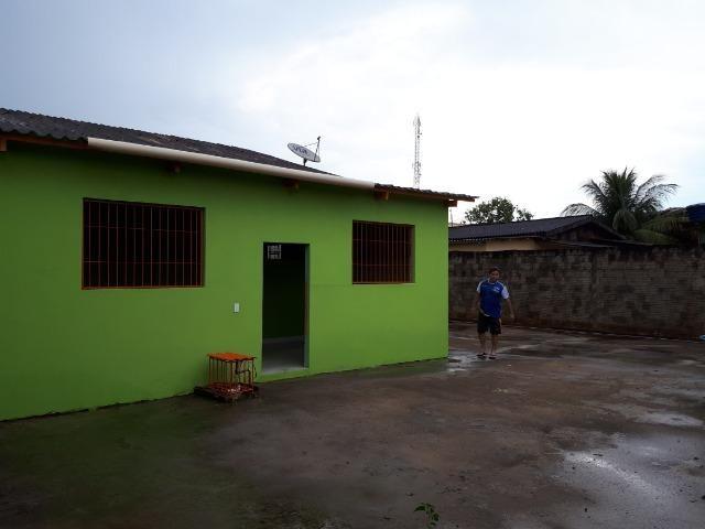 Aluga-se casa no loteamento Santo Afonso, bem localizada e rua asfaltada - Foto 8