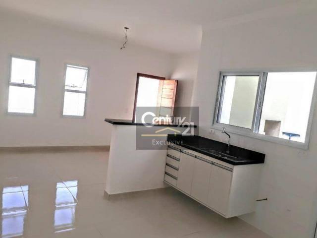 Casa com 2 dormitórios à venda no Jd. Nova Veneza, Indaiatuba!