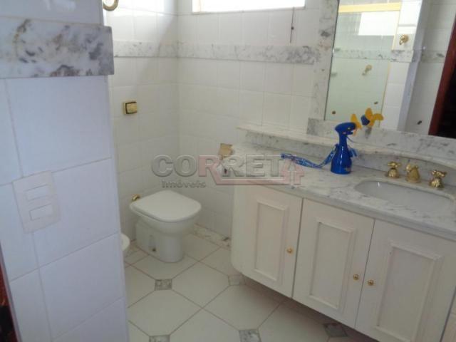 Casa para alugar com 3 dormitórios em Jardim sumare, Aracatuba cod:L05741 - Foto 8