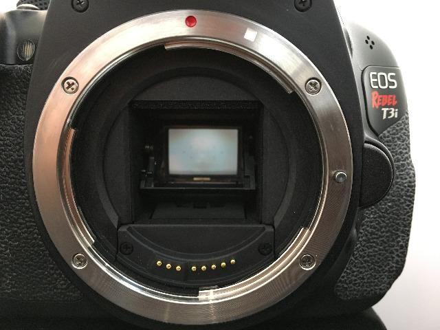 Câmera T3I / 600D (só o corpo) - Foto 2