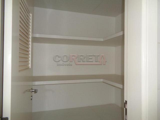 Apartamento à venda com 3 dormitórios em Vila mendonca, Aracatuba cod:V8282 - Foto 8