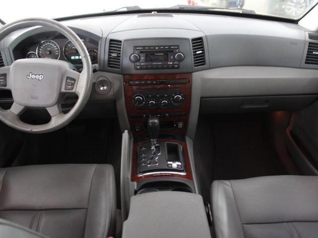 Jeep Grand Cherokee 2006/2006 4.7 Limited 4X4 V8 16V Gasolina 4P Automático - Foto 5