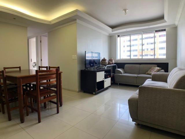 AP0685 - Apartamento com 3 quartos no 15° andar do Condomínio Atlântico Sul no Cambeba - Foto 8