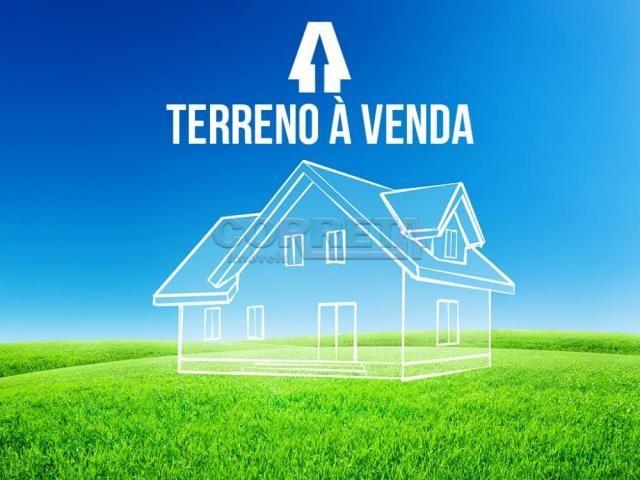 Terreno à venda em Residencial costa azul, Aracatuba cod:V4088