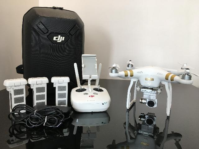 Drone DJI Phantom 3 Profissional