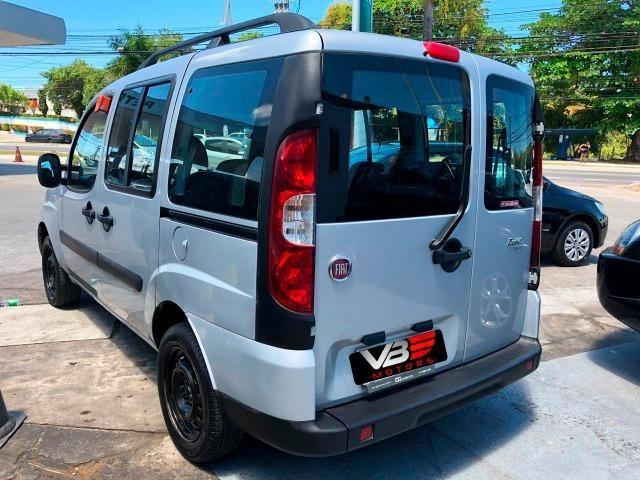Fiat Doblo Essence 1.8, 7 lugares Novíssimo - Foto 4