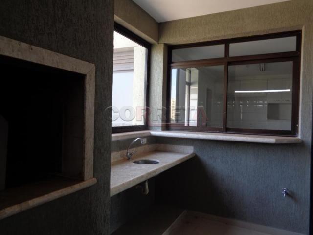 Apartamento à venda com 3 dormitórios em Vila mendonca, Aracatuba cod:V8282 - Foto 5
