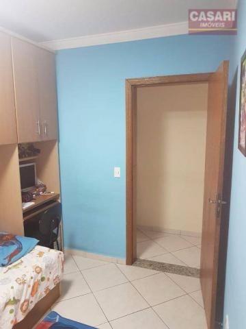 Sobrado à venda, 208 m²- assunção - são bernardo do campo/sp - Foto 4