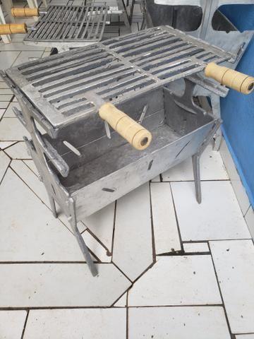 Promoção de churrasqueiras apronta entrega - Foto 2