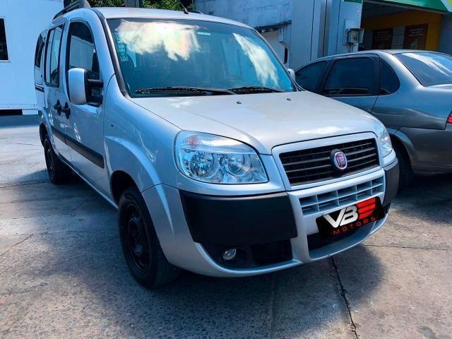 Fiat Doblo Essence 1.8, 7 lugares Novíssimo - Foto 2