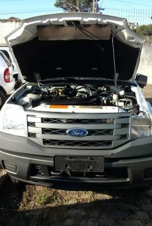 Sucata Ford Ranger XL 4x4 3.0 (Cab Dupla) 2011 para Retirada de Peças - Foto 4
