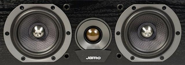 Caixa Acústica Central Para Home Theater Jamo C60 Cen