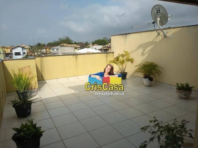 Casa com 2 dormitórios à venda, 145 m² por R$ 330.000,00 - Enseada das Gaivotas - Rio das  - Foto 17
