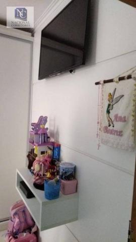 Cobertura com 2 dormitórios à venda, 106 m² por R$ 335.000,00 - Vila Tibiriçá - Santo Andr - Foto 6