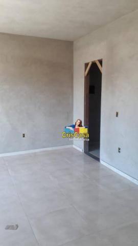 Apartamento com 2 dormitórios à venda, 96 m² por R$ 260.000,00 - Zacarias - Maricá/RJ - Foto 11