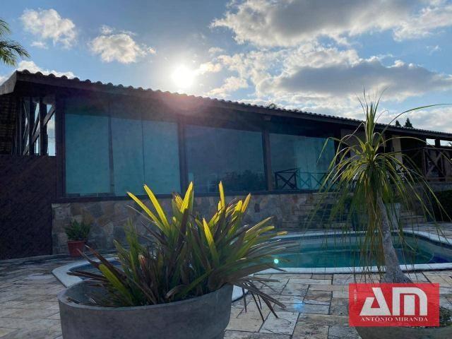 Casa com 5 dormitórios à venda, 400 m² por R$ 990.000,00 - Novo Gravatá - Gravatá/PE - Foto 2