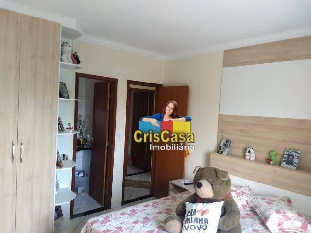 Casa com 2 dormitórios à venda, 145 m² por R$ 330.000,00 - Enseada das Gaivotas - Rio das  - Foto 13