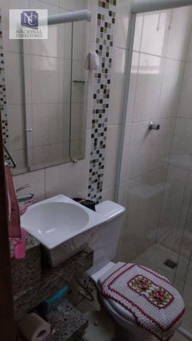 Cobertura com 2 dormitórios à venda, 106 m² por R$ 335.000,00 - Vila Tibiriçá - Santo Andr - Foto 10
