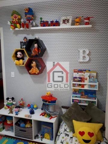 Apartamento com 2 dormitórios à venda, 52 m² por R$ 245.000 - Vila Francisco Matarazzo - S - Foto 7